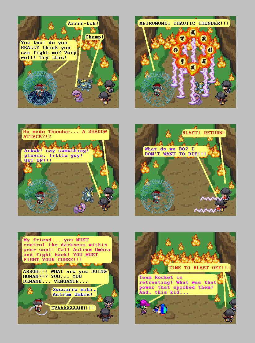 Pokemon Chaos Black Version Images | Pokemon Images