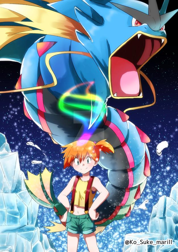 Pokemon by Ko-Suke-poke