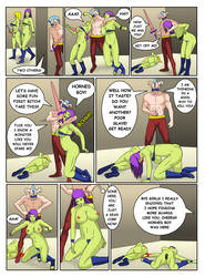 Horned Boy Page 2 by MadPen1000