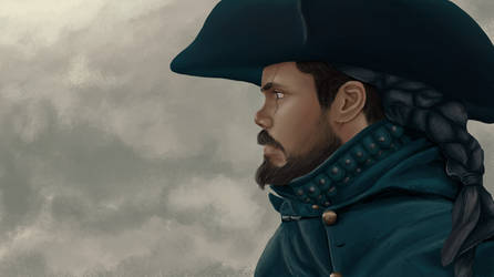 The Musketeers - Porthos by celientje125