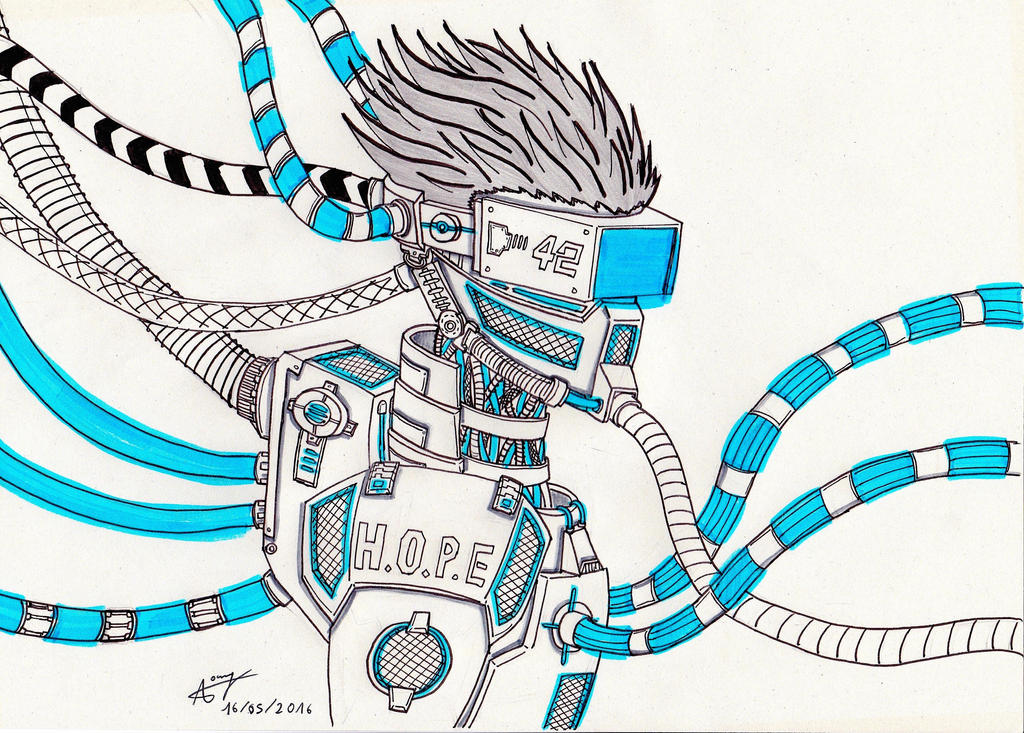 -+-Connected-+- by PostApoc-Gear42