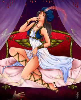 Rena the daggar queen