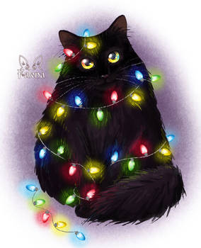 Christmas cats - Silmarill
