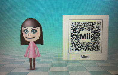 QR code:Mimi