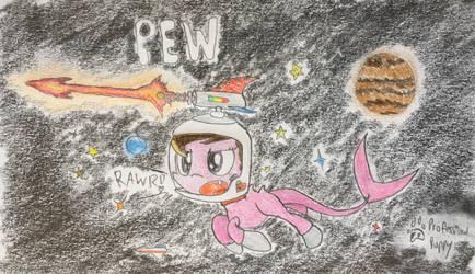 Random - Space Shark Pon
