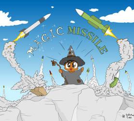 Puppy - MAGIC MISSILE