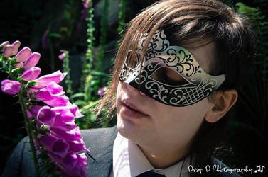 A Mask Cannot Hide The Beauty of Life
