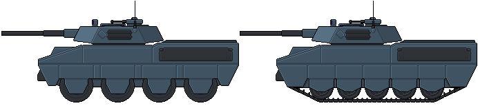 Amphibious Armoured Multi-purpose Vehicle