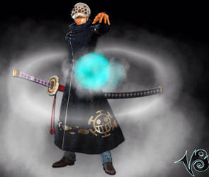 Law from One Piece