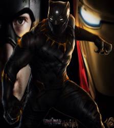 The Black Panther-Civil War