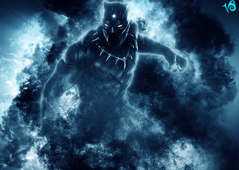 The Black Panther-The King