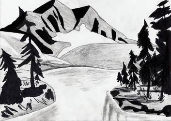 First Landscape