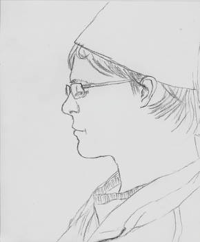Profile of a friend