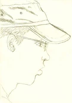 Profile of a friend-2