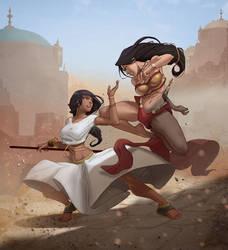 Tara vs Noor