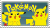 Pikachu -Stamp by musicalsusical