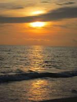 Sunset by Samcasey25