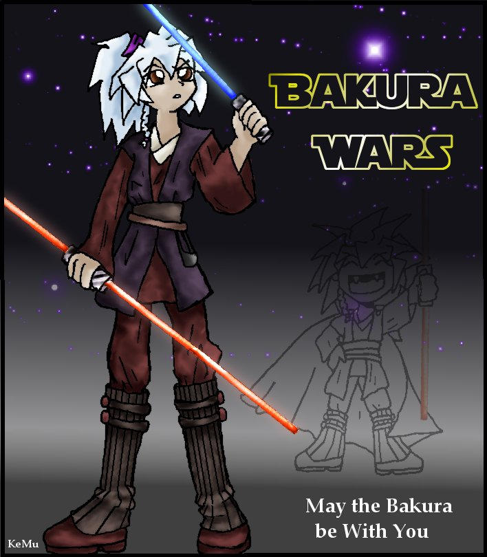 Bakura Wars by kemu