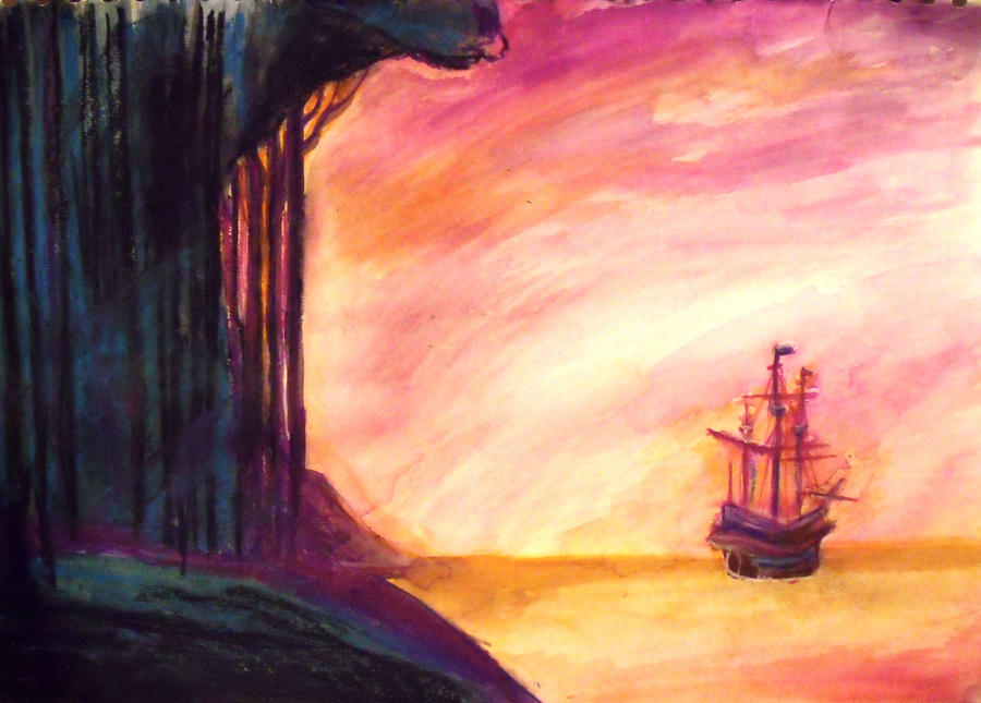 Pocahontas Farewell by JamieJones93