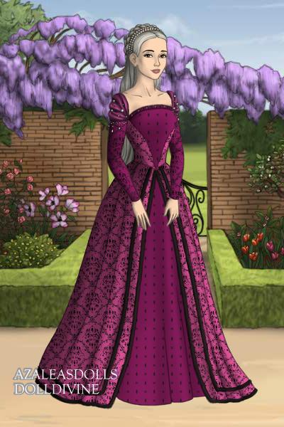 TudorsDollDivine by avelinforl32