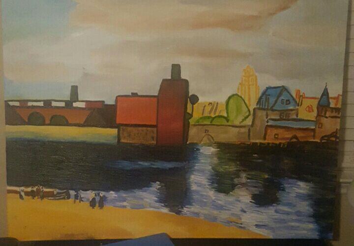 Painting Project-Style Mix/Match by bramblefire123