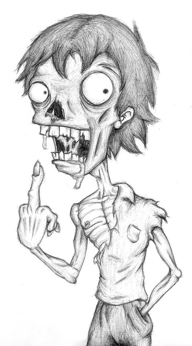 Zombie Marciswierd