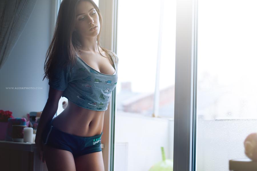 Beautiful Alyona pt8 by AlexKPhoto