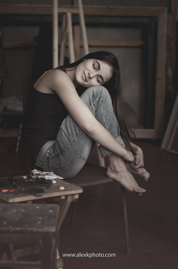Model: Lera Osina (8) by AlexKPhoto