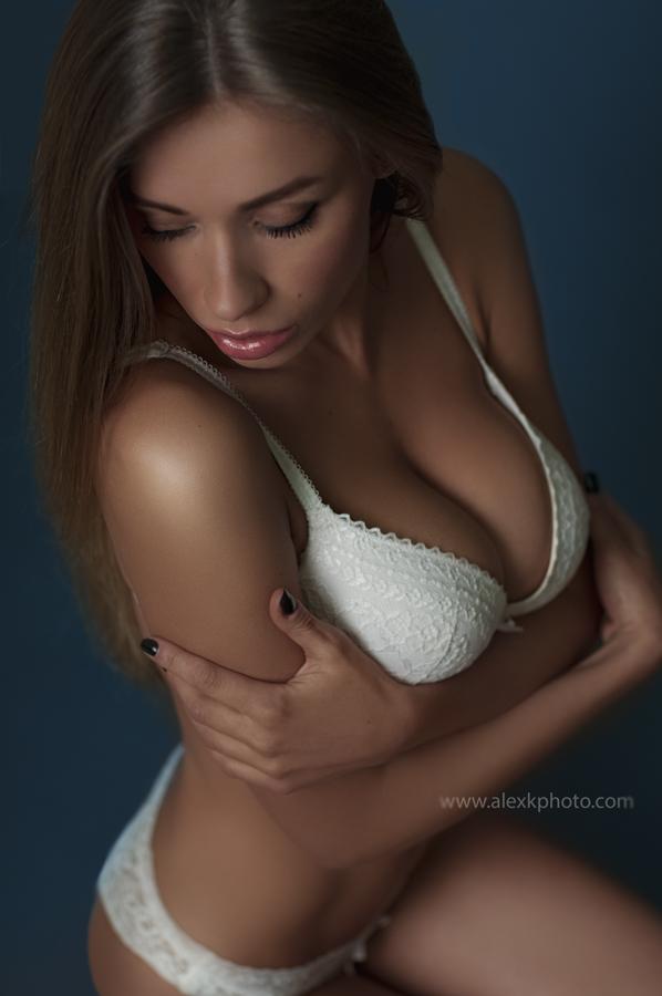 Beautiful girl big tits