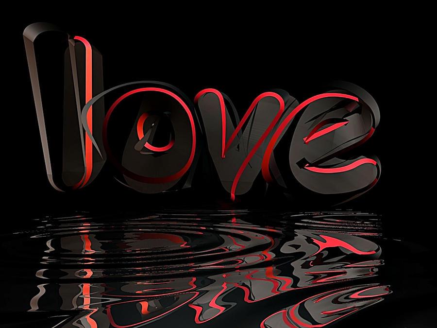 3d wallpaper love - photo #34