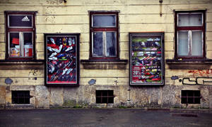 Windows of my city 4 by D-u-D