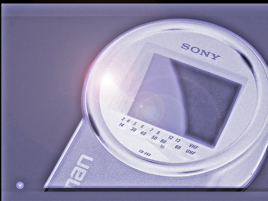 Vintage Micro Television by etype2