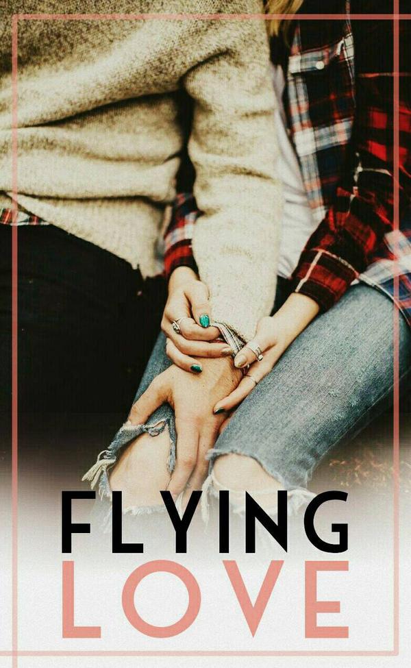 Flying Love || Wattpadcover (Premade) by Malaraa
