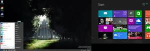 Windows 8 Stargate Desktop