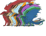 WoF dragons size chart