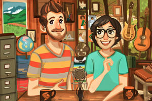 Rhett and Link by HBLUE