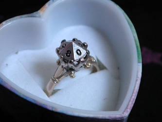 My Engagement Ring by dragonslorefury