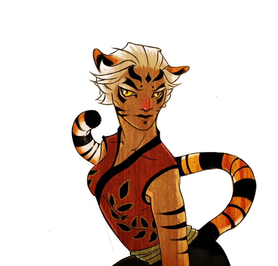Related Keywords & Suggestions for tigress human
