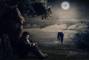 Alone by Adriana-Madrid