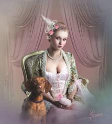 My Lady by Adriana-Madrid