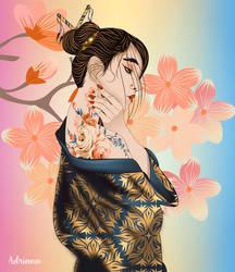 Ilustracion by Adriana-Madrid