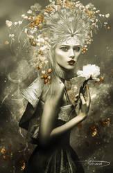 Princess of spring by Adriana-Madrid