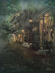 Llueve by Adriana-Madrid