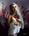 Fantasy of roses