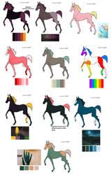 Horses for Kandy Boys 2
