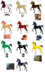 More horses for Kandy