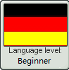 German: Beginner Level by SovietSparkleParty