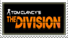 Tom Clancy the Division stamp Original color by PanZhen3