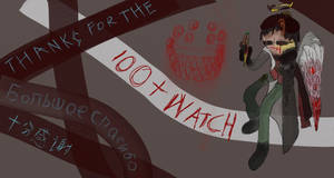 Thanks For The Watch ! by PanZhen3