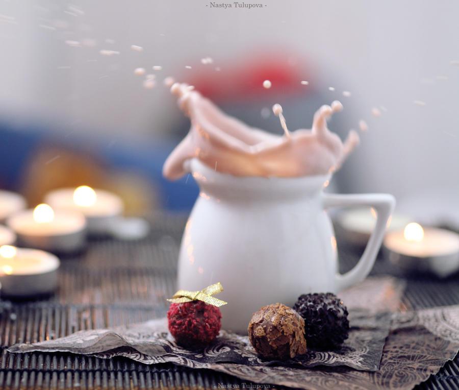 Christmas snack by NastyaTulupova
